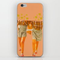 Unusual Thing iPhone & iPod Skin