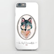 how lucky to be so unusually free Slim Case iPhone 6s