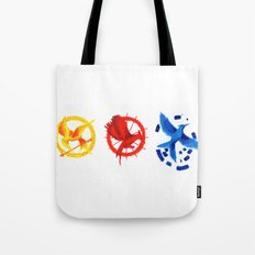 The H Games - Mockingjay Tote Bag