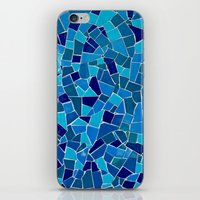 'Mosaic Tile' iPhone & iPod Skin