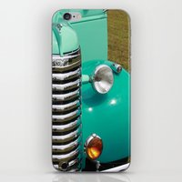 Vintage Car iPhone & iPod Skin