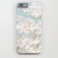 Pale Aqua: Dreaming of Spring iPhone 6 Slim Case