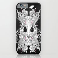 iPhone & iPod Case featuring FLowers 17 by noumeda