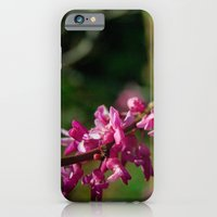 Pink Flowers iPhone 6 Slim Case