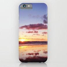 Sunset in Newport Beach iPhone 6s Slim Case