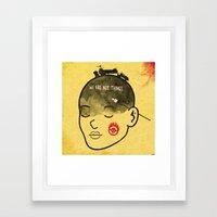 Furiosa Framed Art Print