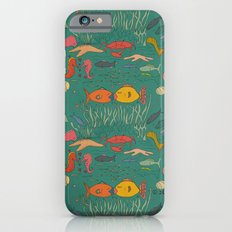 Fishy Kisses Slim Case iPhone 6s