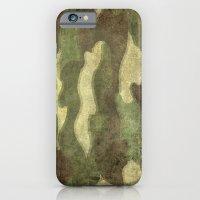 Dirty Camo iPhone 6 Slim Case