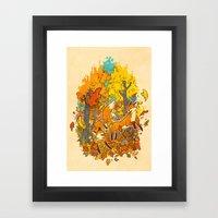 Autumn Eternal  Framed Art Print