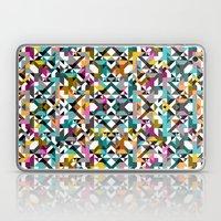 Aztec Geometric Reflecti… Laptop & iPad Skin