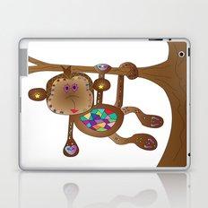 Monkey of the Day Laptop & iPad Skin