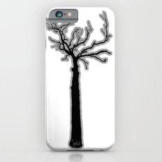 Black & White Tree's Slim Case iPhone 6s