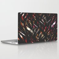 Leafy Panda Laptop & iPad Skin