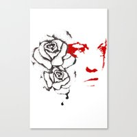Abusive Canvas Print