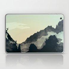 Misty Mountain Laptop & iPad Skin