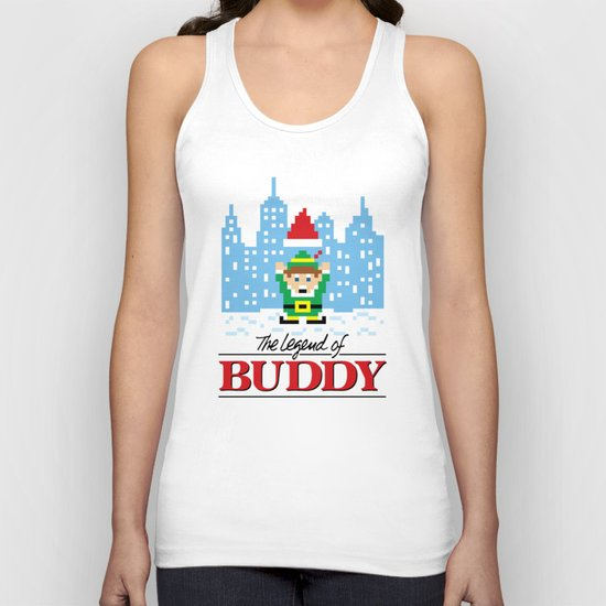 The Legend of Buddy Unisex Tank Top