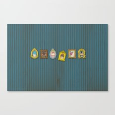 Just Classy Muffins Canvas Print