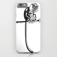 Mona Monkey iPhone 6 Slim Case