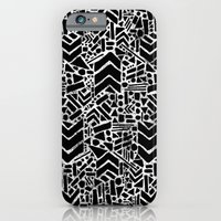 iPhone & iPod Case featuring Up/Down. by Nick Nelson