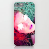 iPhone & iPod Case featuring Another Red Head  by SmokeSayer