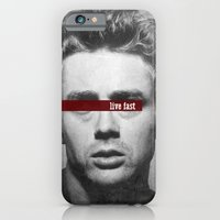 Live Fast iPhone 6 Slim Case