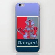 Danger!!!! iPhone & iPod Skin