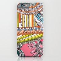 C13 Doodle 6 iPhone 6 Slim Case