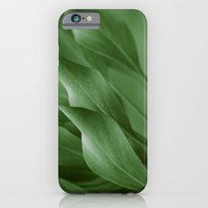 King Sugar Bush - King Protea - Leaves Green Slim Case iPhone 6s