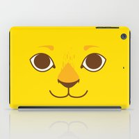 Little Lion iPad Case