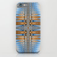 Abstract stained glass  iPhone 6 Slim Case