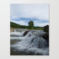 dillard mill 2016 VI Canvas Print