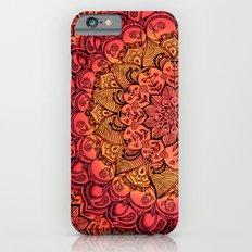 Ruby & Garnet Doodle iPhone 6 Slim Case