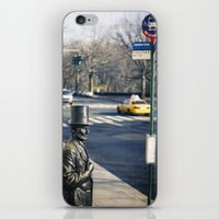 Abe's Bus Stop iPhone & iPod Skin