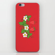 The Strawberry Ballet iPhone & iPod Skin
