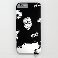 Tinta Negra iPhone 6 Slim Case