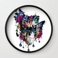 Flomo Wall Clock