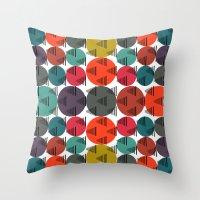 Pattern19 Throw Pillow