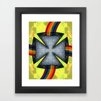 HAARP Framed Art Print