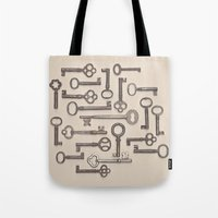 Labyrinth (Sunnier Version) Tote Bag