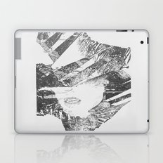 black and white  Laptop & iPad Skin