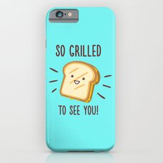 Cheesy Greetings! Slim Case iPhone 6s
