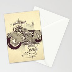 1936 indian Stationery Cards
