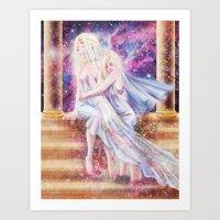 Fate : Universe Art Print
