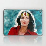 Wonder Linda  Laptop & iPad Skin
