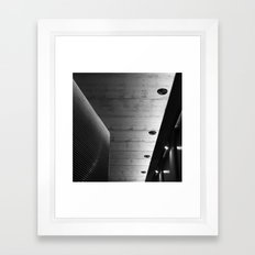 'ARCHITECTURE 1' Framed Art Print