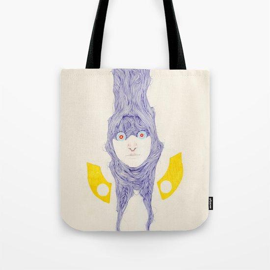 I think you're a contra Tote Bag