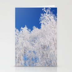 Frost 2 Stationery Cards