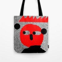 Teddy Tote Bag