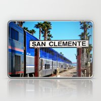 San Clemente Surfliner Laptop & iPad Skin