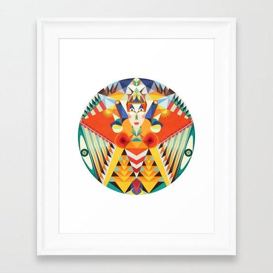 Arde Framed Art Print
